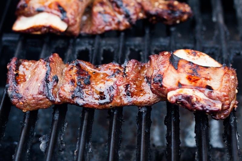 Traditional cut korean short ribs wang galbikalbi the domestic man traditional cut korean short ribs wang galbikalbi forumfinder Images