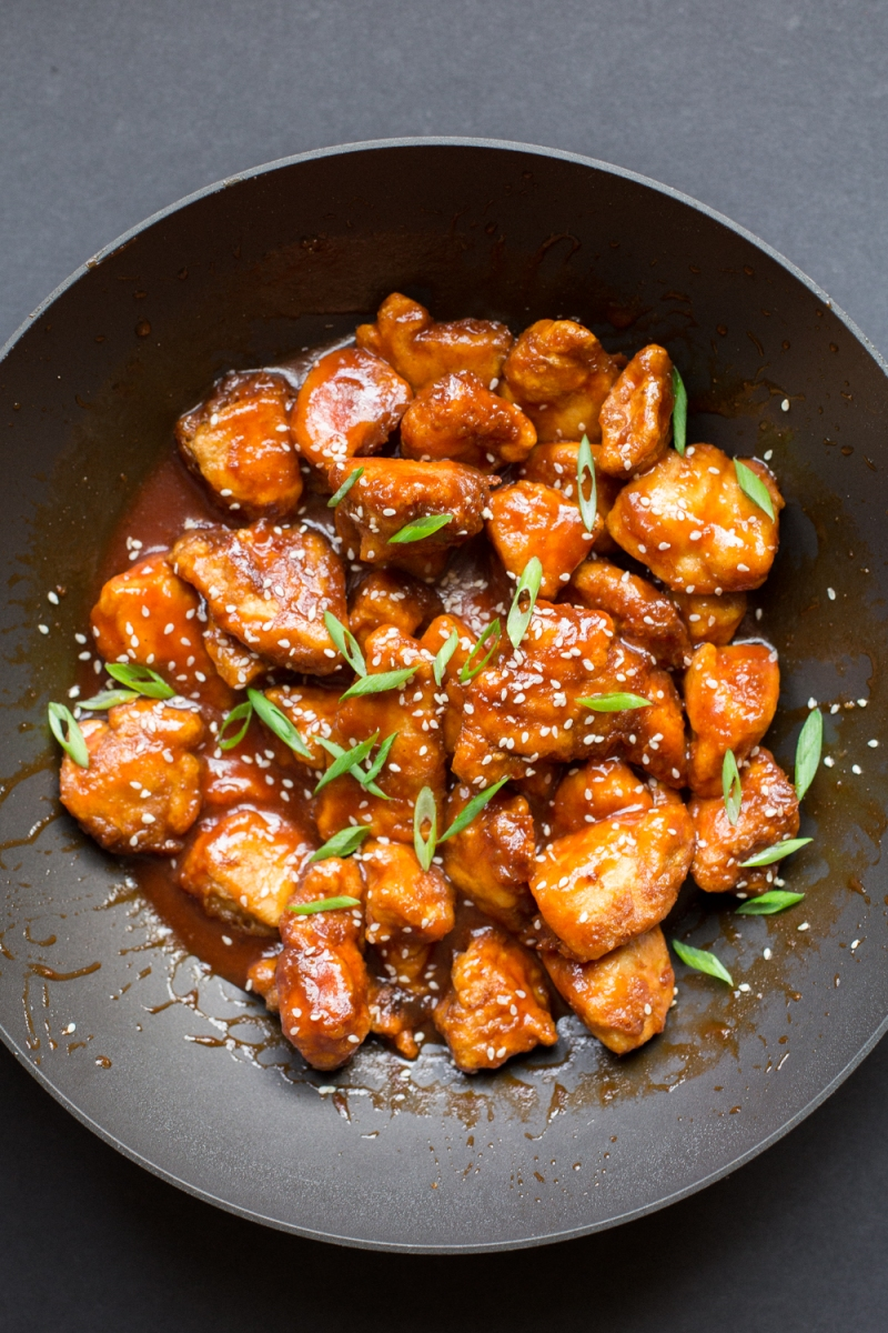 Sweet And Sour Chicken The Domestic Man