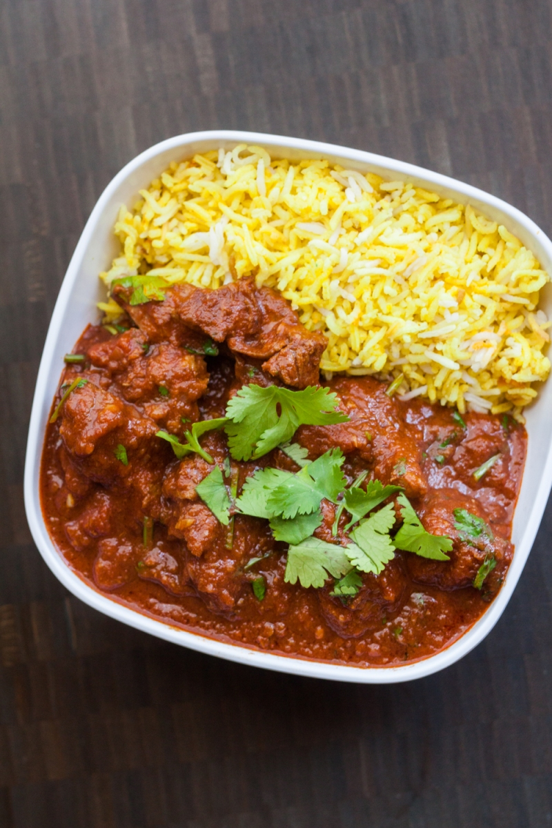 Rogan Josh (Kashmiri Lamb Curry) | The Domestic Man