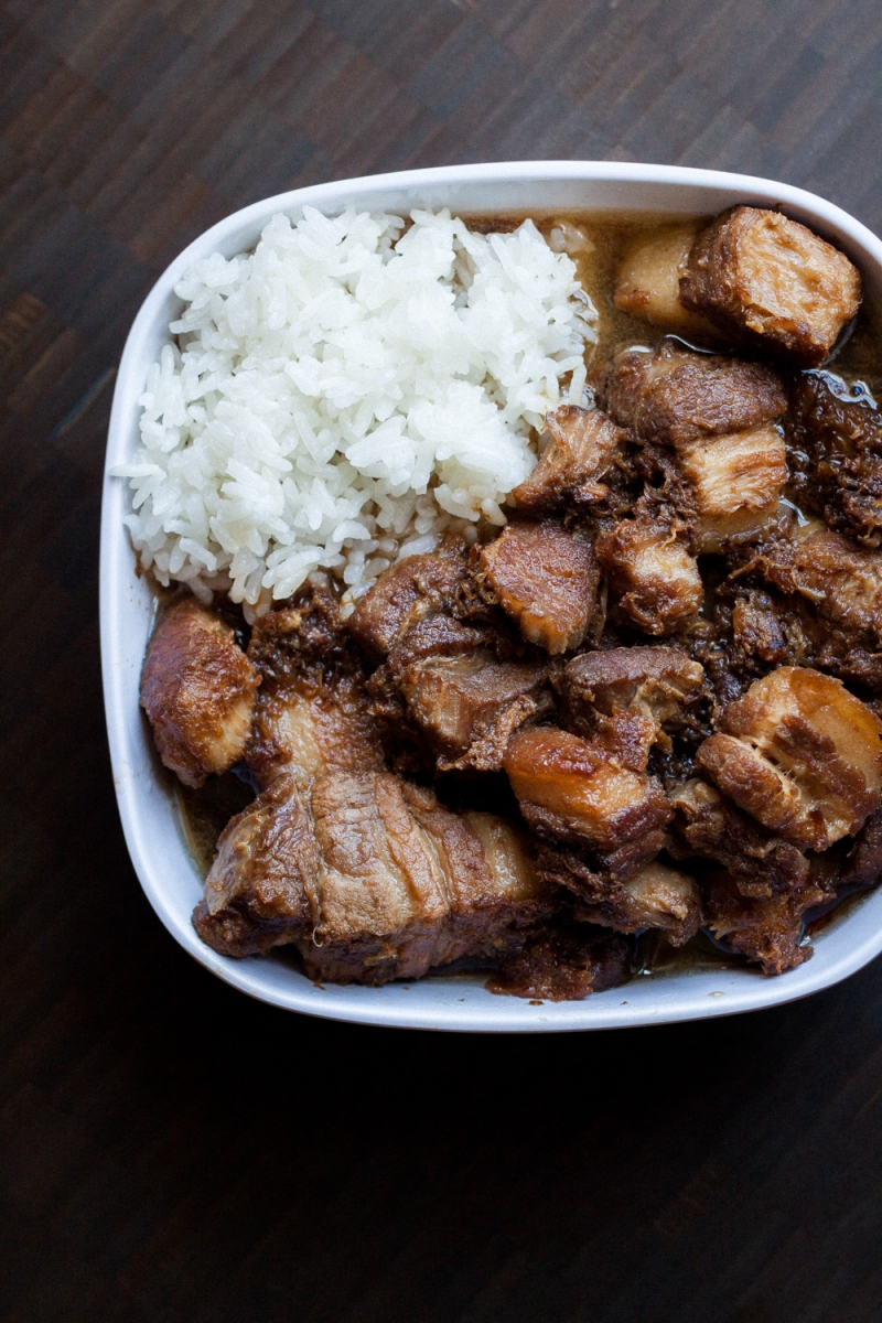 Pork Adobo The Domestic Man