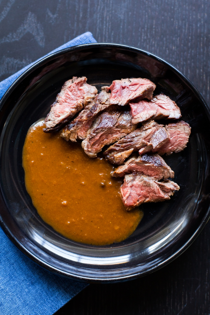 Hanger Steak With Bordelaise Sauce The Domestic Man,Dog Ear Mites Vs Infection