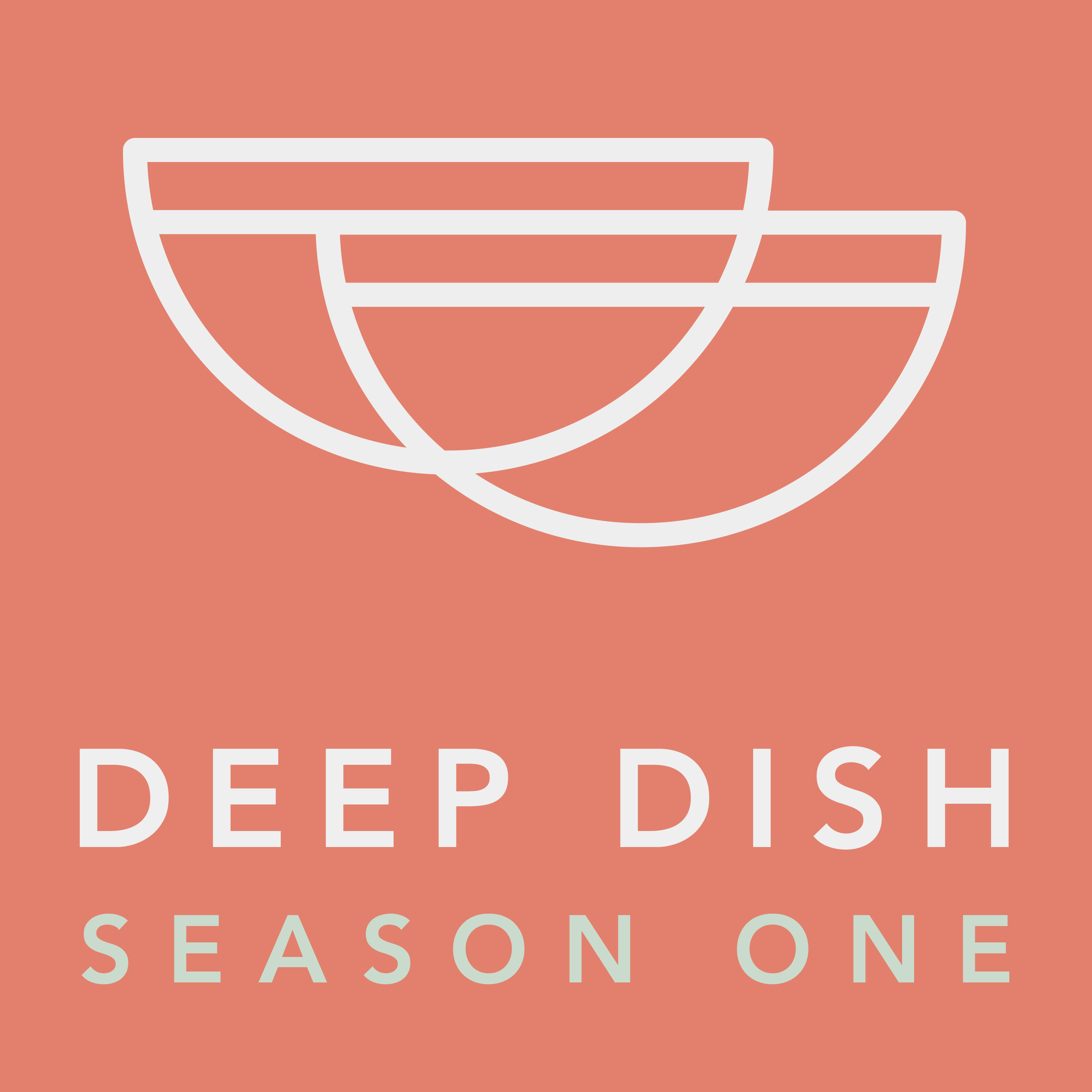 Deep Dish Season 1 - The All American Meal
