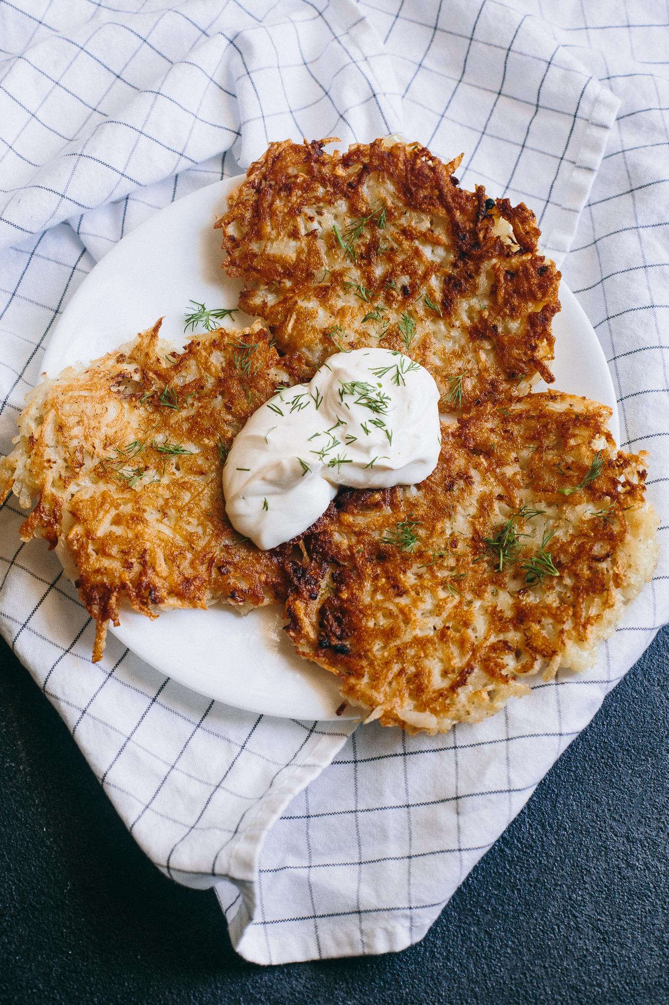 Potato Pancakes | The Domestic Man